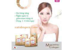 Thuốc uống trắng da Maquereau Collagen Peptide New
