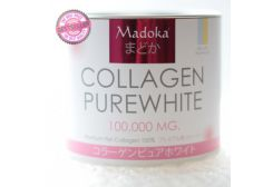 COLLAGEN PUREWHITE 100.000mg MADOKA